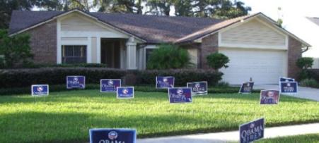 11-11-08 lawn signsblog