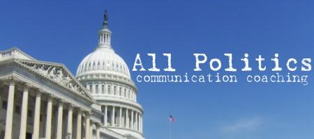 All politics